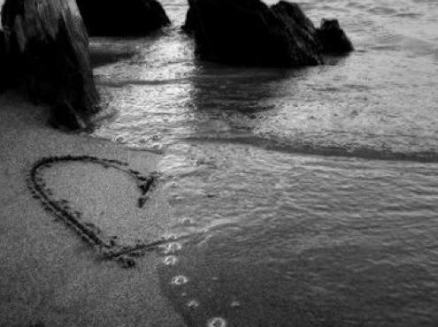 amor perdido, dejando el pasado del amor
